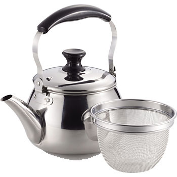 Stainless Wide-mouth Kettle