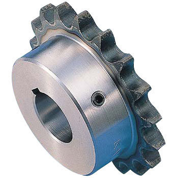 FBN Finish Bore Sprockets, New JIS Key Groove Specifications