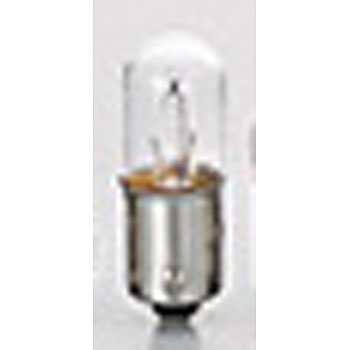 2 Wheeled Vehicle Wedge Bulb T10 6V, Single Bulb