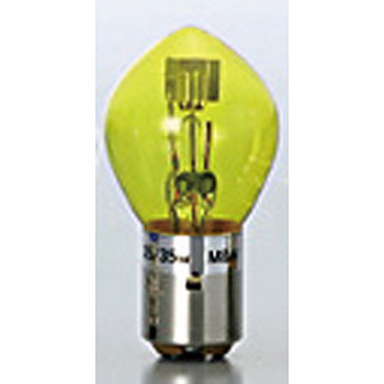 2 Wheeled Vehicle Head Bulb B35 12V, Double Bulb