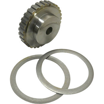 Synchro pulley XL037 form BF