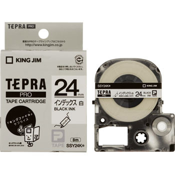 TEPRA PRO Tape Index Label