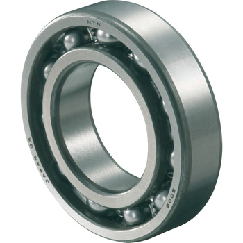Deep Groove Ball Bearing 6300Th Unit Open Type C3 Clearance