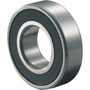Deep groove ball bearing 6000 LLB series (non-contact rubber seal both sides)