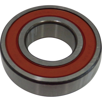 Deep Groove Ball Bearing 6200 Llu Series, Contact Rubber Seal Both Sides
