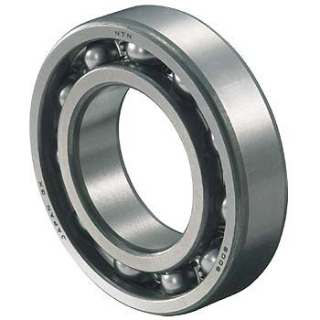 Deep groove ball bearing 6400 series open type C4 gap