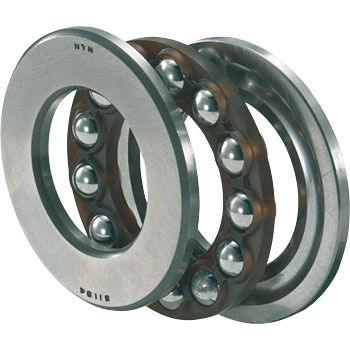 Single-Direction Thrust Ball Bearing No. 51200 Series
