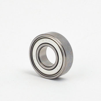 Miniature Ball Bearings - Small Diameter Ball Bearings ZZ (Standard Type) (without Flange)