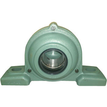 Bearing Units Lubricated Bearing Pillow Block, One Side Cover Type