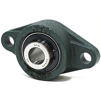 Rhombic Flange Unit Oil-Free Type