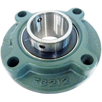Lubricated Unit Round Flange With Spigot Joint