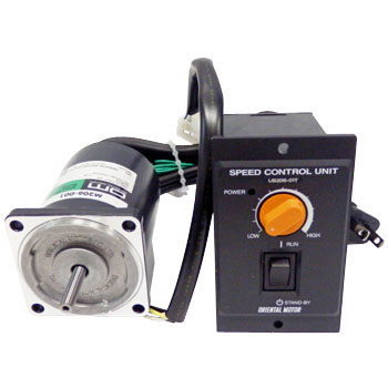 Speed control motor unit type us oriental motor speed for Types of motor controllers