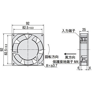 AC Axial Fan And MU Series