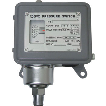 Pressure Switch ISG-Series