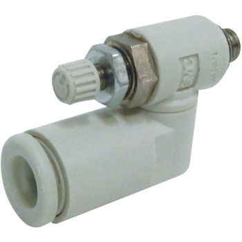 One Touch Pipe Fitting Cylinder Direct Connection Speed Controller
