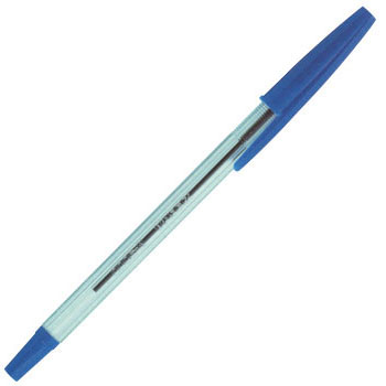 "Oil Based Ball-Point Pen, ""New Crystal Care S"""