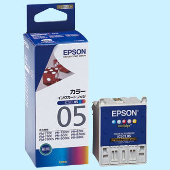 Ink Cartridge EPSON IC05, Genuine