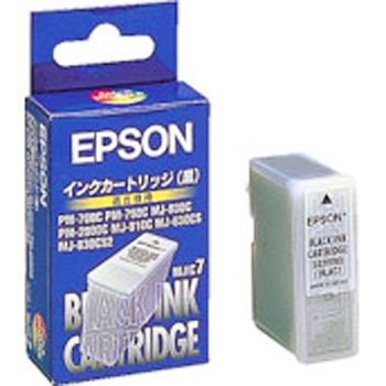 Ink Cartridge EPSON MJIC7, Genuine
