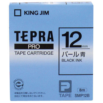 Label Cartridge, TEPRA PRO Tape Color Label Pearl