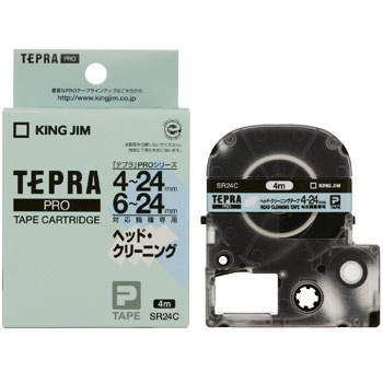 TEPRA Head Cleaning Tape