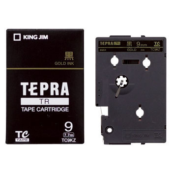 Label Cartridge, TEPRA TR Tape Color Label Pastel