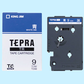 Label Cartridge, TEPRA TR Tape Color Label Vivid