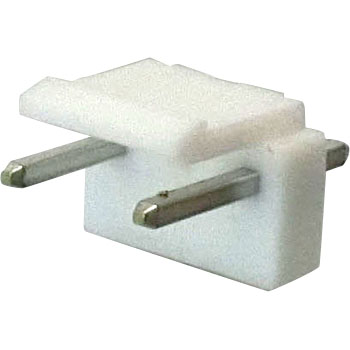 VA connector base with post