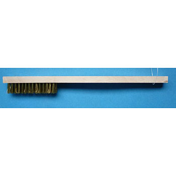 Brass brush 4 rows