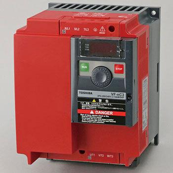 Simple, Compact Inverter VF-NC3 Series