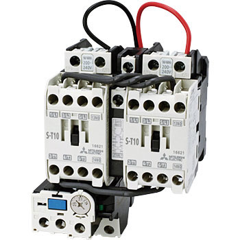 Open type electromagnetic switch MSO-T series (reversible)