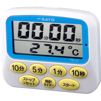 Thermometer Kitchen Timer TM-25