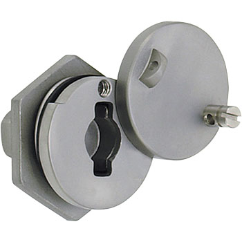 Stainless Waterproof Lock Handles (with Sealing Screws)