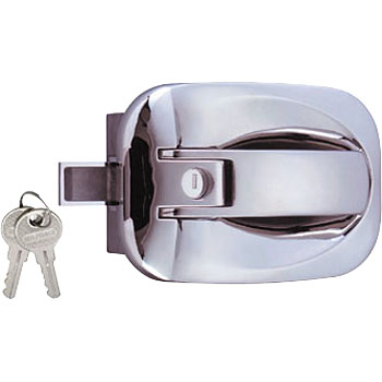 Stainless Flush Latch Handles