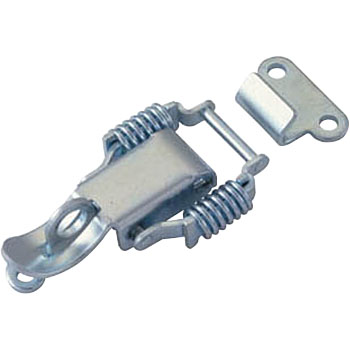 Steel Catch Clips (with Key Hole)