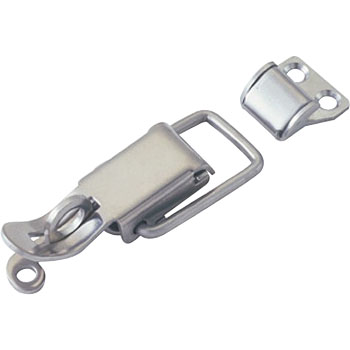 Stainless Catch Clips (with Key Hole)