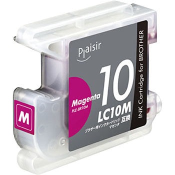 LC10 correspondence interchangeable ink cartridge