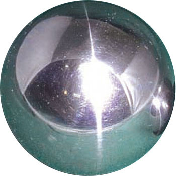 Stainless knob mirror finish SUSBA