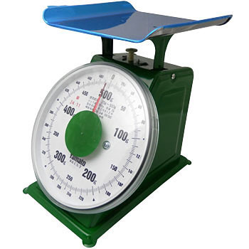 Medium-Sized Weighing Scale, Tray Type