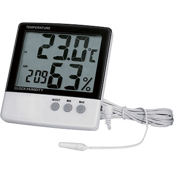 Thermo/Humidity Meter