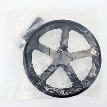 Round Rim Type Engineering Plastic Handwheel