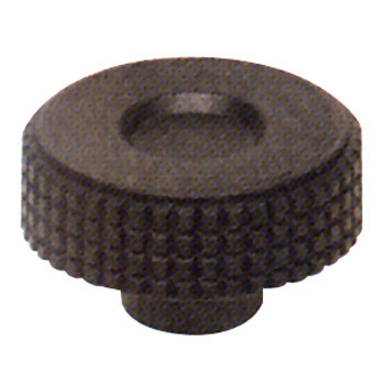 Plastic Knurled Knob, Internal Thread