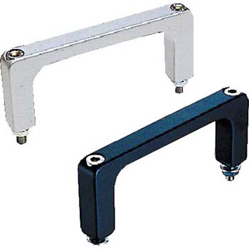 Square aluminum handle