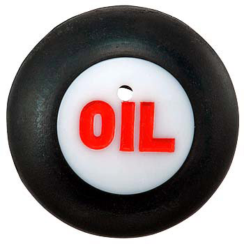 Oil Plug, Pusher-Type