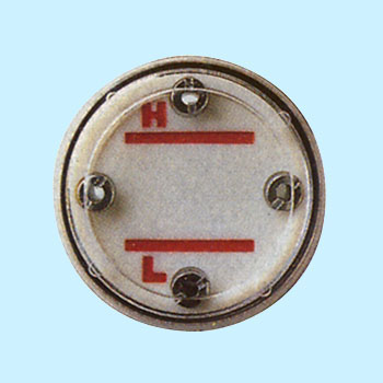 Oil Pot Window, Screw Stop Type