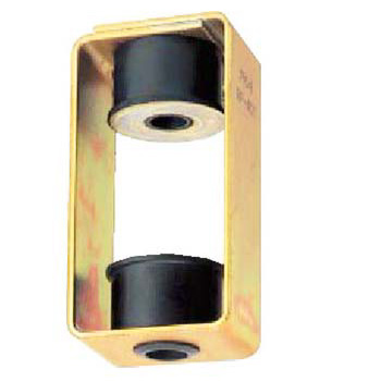 Hanging type vibration damping rubber RF