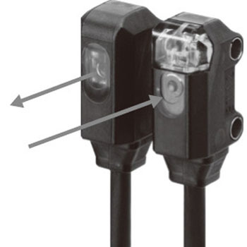 New OMRON Photoelectric Sensor E3T-ST14
