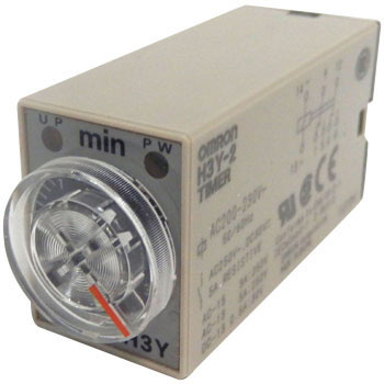 Solid-State Timer H3Y-2, Ac Power Source