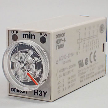 Solid-State Timer H3Y-4, Ac Power Source
