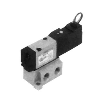Pilot Type 5 Port Valve Selex 4Kb1 Series
