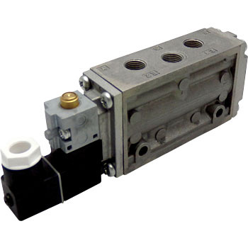 Pilot Type 5-Port Valve Selleck Rex Security Valve 4F1 Series